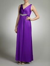 Full Length Satin Party Ballgowns for Women