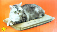 """K&H Lectro Soft Heated Pet Bed Small 14"""" x 18"""" Electric"""