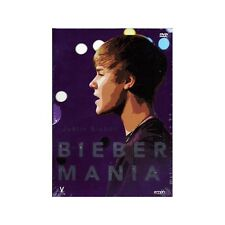 Justin Bieber - BIEBERMANIA (DVD Nuevo)