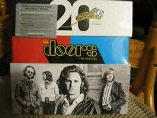 "~~SEALED~~ THE DOORS 50TH ANNIVERSARY SINGLES BOX SET!! #7774/10000!! 20/7"" 45'S"