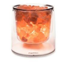 Ambion Lighting Himalayan Salt Lamp (Annapurna design; White)