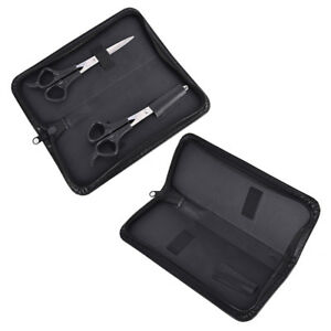 Hair Scissors Case Barber Packet Styling Accessories Hairdressing Scissors B CL