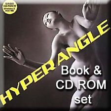 Art Pose Book & CD 01 Hyper Angle Female Torso Views
