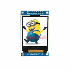 1.8 inch Full Color 128x160 SPI TFT LCD Screen Replace OLED for Arduino STM32 5V