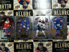 2020-21 Upper Deck Allure Base & Rookies (1-100) - YOU PICK FROM LIST