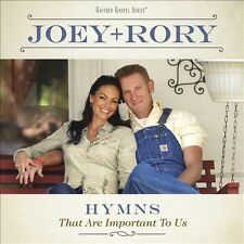 Joey + Rory - Hymns That Are Important to Us (CD 2016) Brand New & Sealed