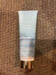 New Victoria Secret Marine Splash Fragrance 8.4 oz. Lotion Cream Moisturizer
