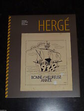 Hergé - Catalogue vente 22 mai 2011 Namur