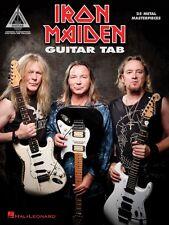 Iron Maiden Guitar Tab Sheet Music 25 Metal Masterpieces Guitar Tablat 000200446