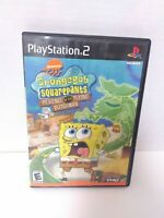 SpongeBob SquarePants: Revenge of the Flying Dutchman (Sony PlayStation 2, 2002)