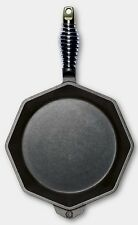 "Finex Cast Iron 10"" Eight Side Skillet Cooking Pan NEW"