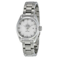 231.10.30.60.55.001 | BRAND NEW OMEGA SEAMASTER AQUA TERRA QUARTZ WOMEN'S WATCH