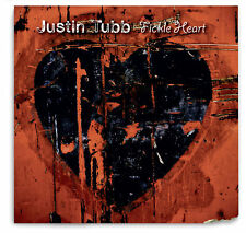 Fickle Heart by Justin Tubb (CD, Aug-2010, Righteous)