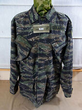 Size xxl us army tiger stripe vietnam veste de champ 1st Cavalry Field Jacket Jungle