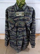 size XXL US ARMY TIGER STRIPE VIETNAM Feldjacke 1st Cavalry Field Jacket Jungle