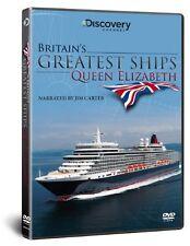 Britain's Greatest Ships - Queen Elizabeth - DVD - BRAND NEW SEALED