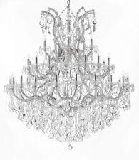 "Maria Theresa EMPRESS Crystal (tm) Chandelier Chandeliers Lighting! H 60"" W 52"""