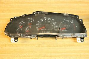 Ford F250 F350 250 350 Excursion 7.3L Diesel Instrument Cluster Speedometer Tach