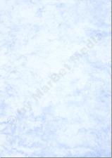 Marmorpapier A4 250g / m² 25 Blatt blau
