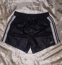 D&G dolce&gabbana boxer costume da bagno pant col nero black size taglia S/M