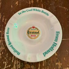 Vintage Holland Brand Beer Advertising Ashtray