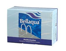 Flockkartuschen 1kg - Bellaqua Flockungsmittel Flockung Bayrol Flock-Mittel Pool