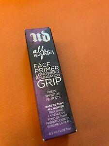 NEW - Urban Decay All Nighter Face Primer Longwear Foundation Grip 8.5ml