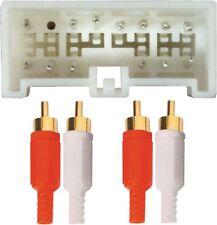 TOYOTA MR2 CD Radio Estéreo Arnés de cableado ISO Amplificado plomo Enchufe PC9-406
