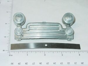 Wyandotte Cabover Truck Replacement Grill w/Spring Clip Toy Part WYP-002