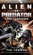 Alien vs. Predator: Armageddon (The Rage War #3), Lebbon 9781783298327 New.