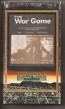 The War Game (VHS, 1980) Hollywood Home Theatre. Very Rare. Peter Watkins 1965