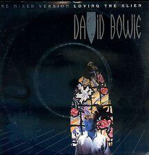 7inch DAVID BOWIE loving the alien HOLLAND 1984 EX