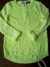 Dotti Women's Jumper - Yellow - Size XS (6-8) - Hardly worn - like new!