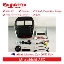 "8"" Car DVD GPS Player Head Unit Navigation For Mitsubishi ASX 2010-2017 model"