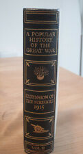 A Popular History of the Great War 1915 Vol.11  Vintage