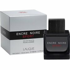 Encre Noire Sport Pour Homme By Lalique 100ml Edts Mens Fragrance
