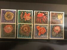 Poland 1968 Exotic Flowers.Flora.Rosarium Floral Exhibition Mi 1836-1843