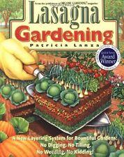Lasagna Gardening: New Layering System for Bountiful Gardens - No Di... NEW BOOK