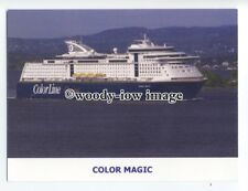 LN0322 - Color Line Liner - Color Magic - postcard