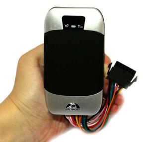 Coban Vehicle tracker GPS303F Car GSM Gps Tracking device Burglar Alarm Free map