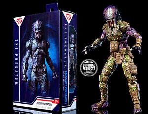 NECA The Predator - Ultimate Emissary 1 Predator Figura - Nuovo/Originale