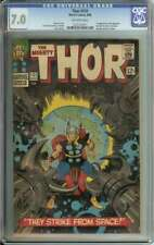 THOR #131 CGC 7.0 OW PAGES