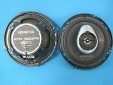 Set of 2 Kenwood KFC-1693PS Performance Series Flush mount Speakers 6 1/2