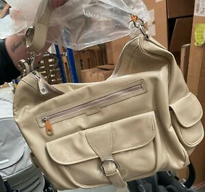 Icandy Emilia Changing Bag Ivory **WAS £200.00**NOW £25.00** SAVE £175.00
