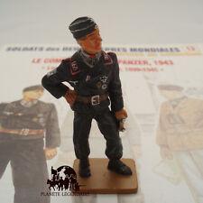 Figurine Collection Del Prado Commandant Division Panzer Allemand 1943 Figuren
