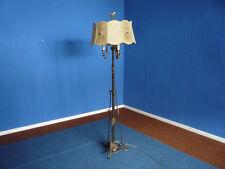 Sehr schöne und seltene Messing Stehlampe Antik Jugendstil 20er 30er Jahre