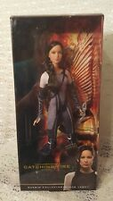 The Hunger Games Catching Fire Katniss Barbie Black Label