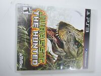 Jurassic The Hunted (Sony PlayStation 3 2009) PS3 Free Fast Shipping