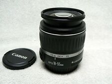Canon EF-S 18-55 mm F/3.5-5.6 II Lens for EOS mount SLR Cameras.  MINT Condition