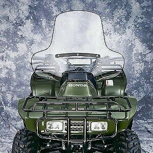 "National Cycle ATV Fairing 32"" Windshield For ATV W/ Low Headlight N2573"